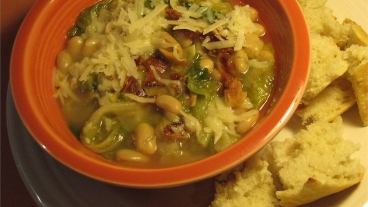 Old World Escarole and Beans