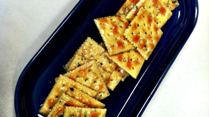 Ranch Mix Saltine Crackers