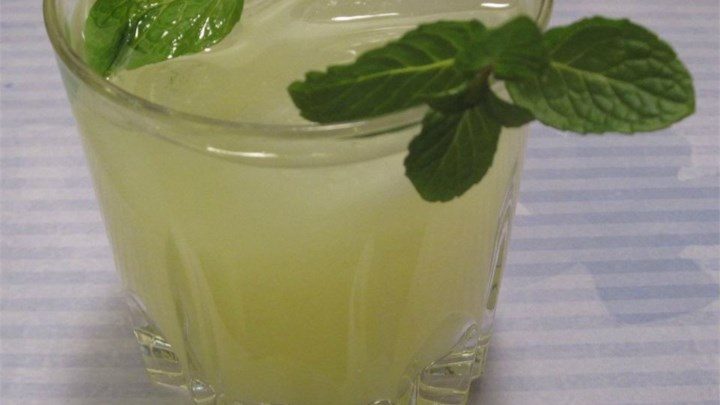 Malian Ginger Juice