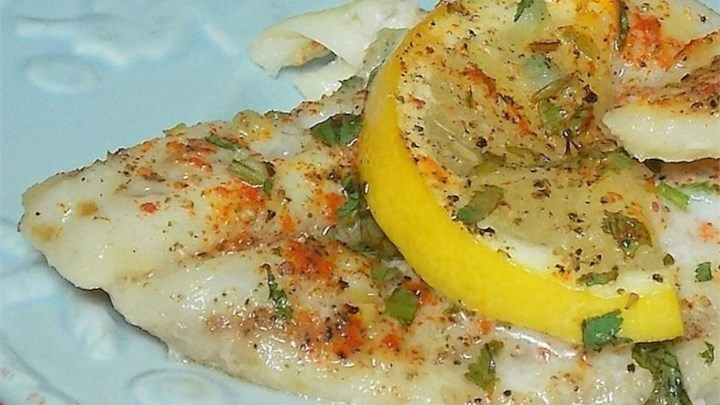 Seasoned Swai Fish Fillet