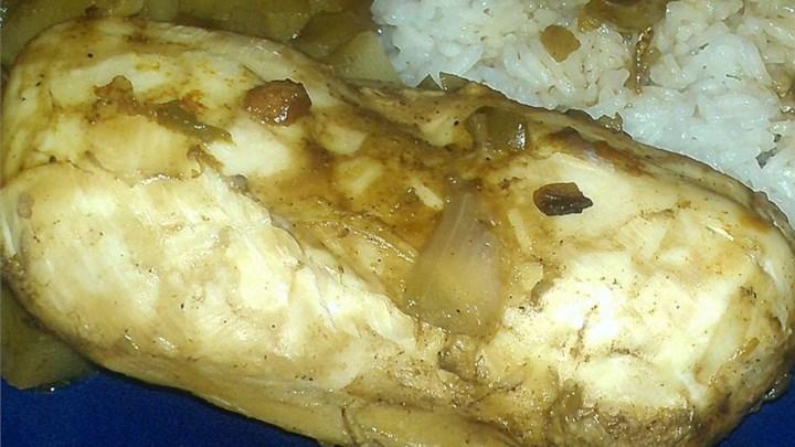 Paleo Lemon Roasted Breast Chicken