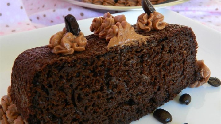 Grandma's Chocolate Marvel Cake