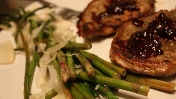 Easy Delicious Asparagus