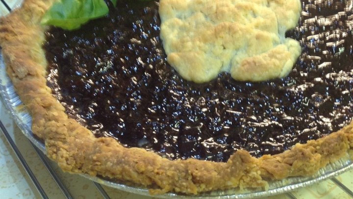 My Own Mincemeat Pie Filling