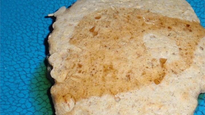 Garbanzo-Oat Pancakes