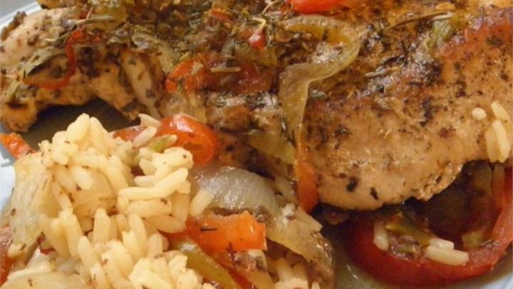Kent's Pork Chop Casserole