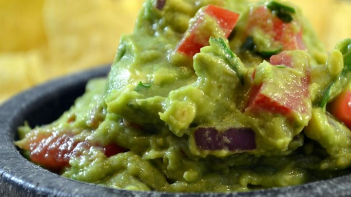 Fall in Love (with) Guacamole