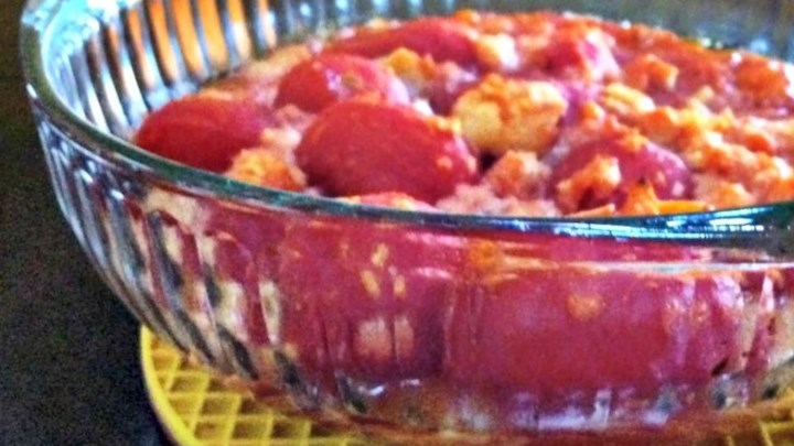 Stewed Tomatoes (Gobbledygook)