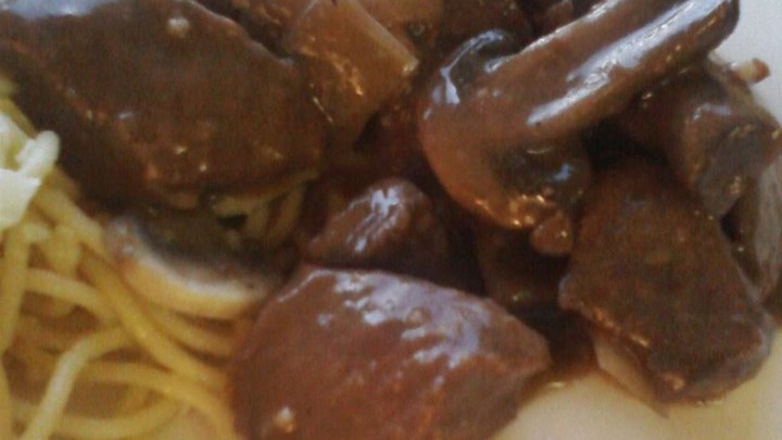 Chux Beef Tips