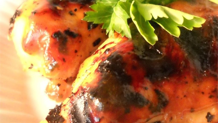 Fruit BBQ Marinade