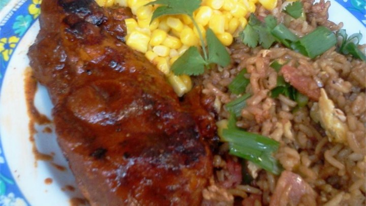 Barbequed Country Ribs