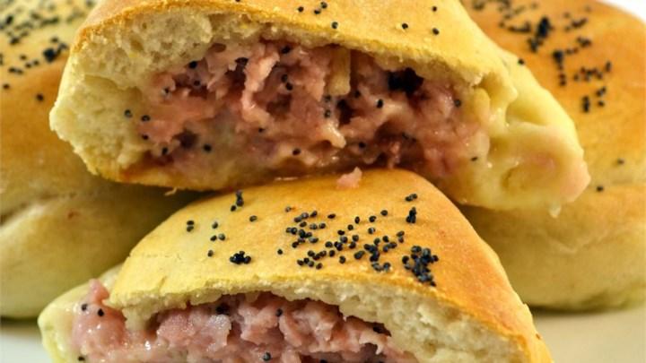 Ham 'n Swiss Biscuits