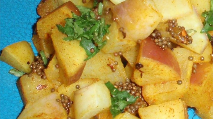 Faux Bombay Potatoes