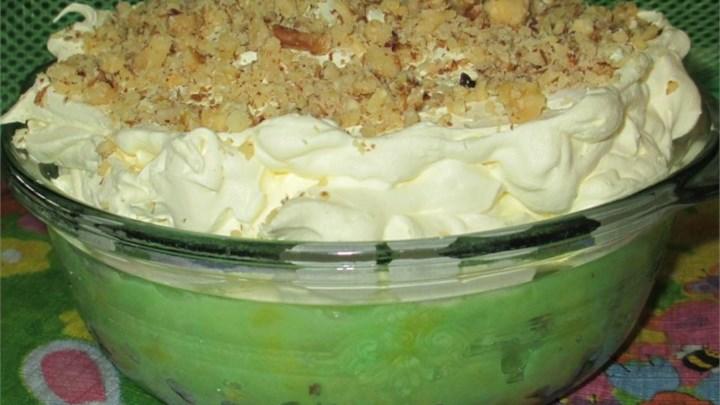 Pistachio Marshmallow Salad