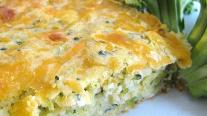 Broccoli Cornbread with Cheese Recipe - Allrecipes.com