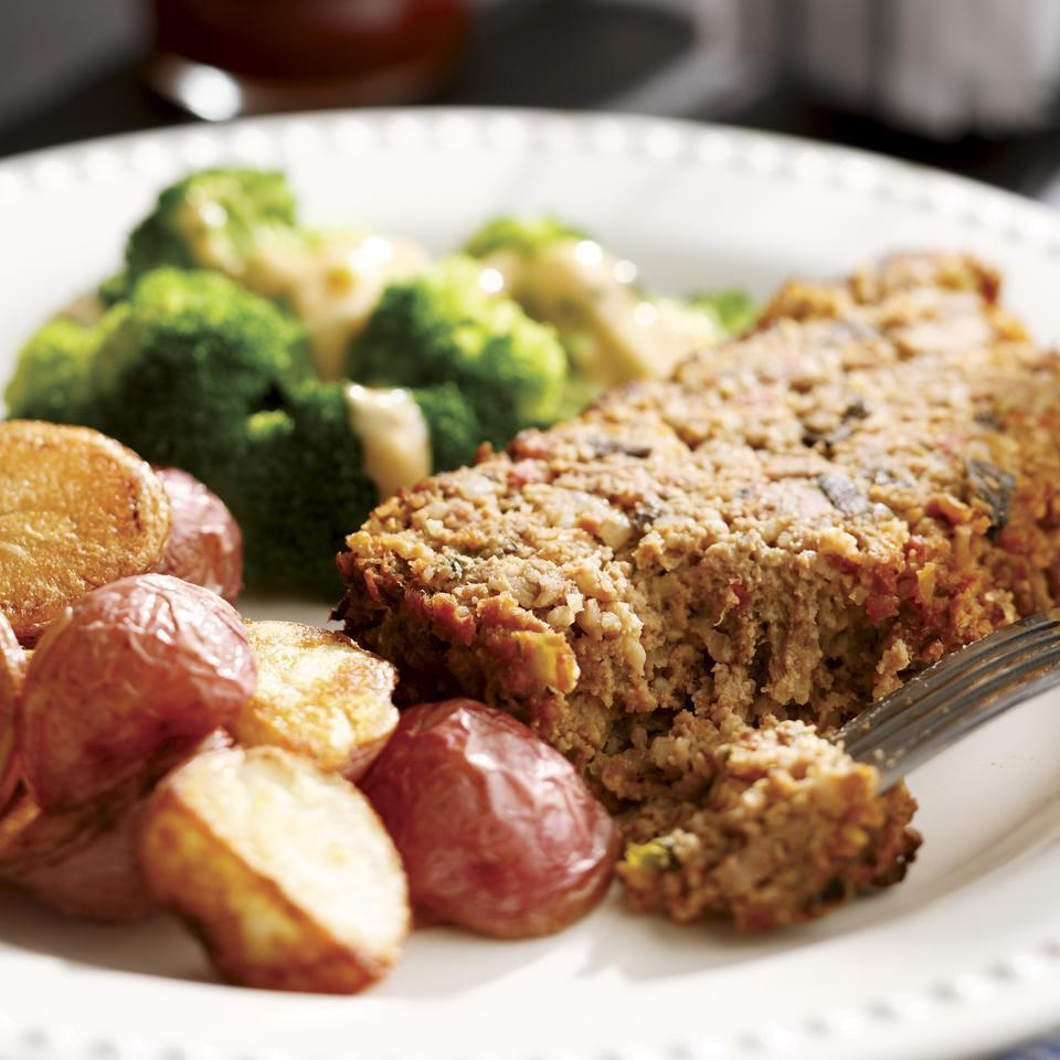 Meatloaf Recipe Eatingwell
