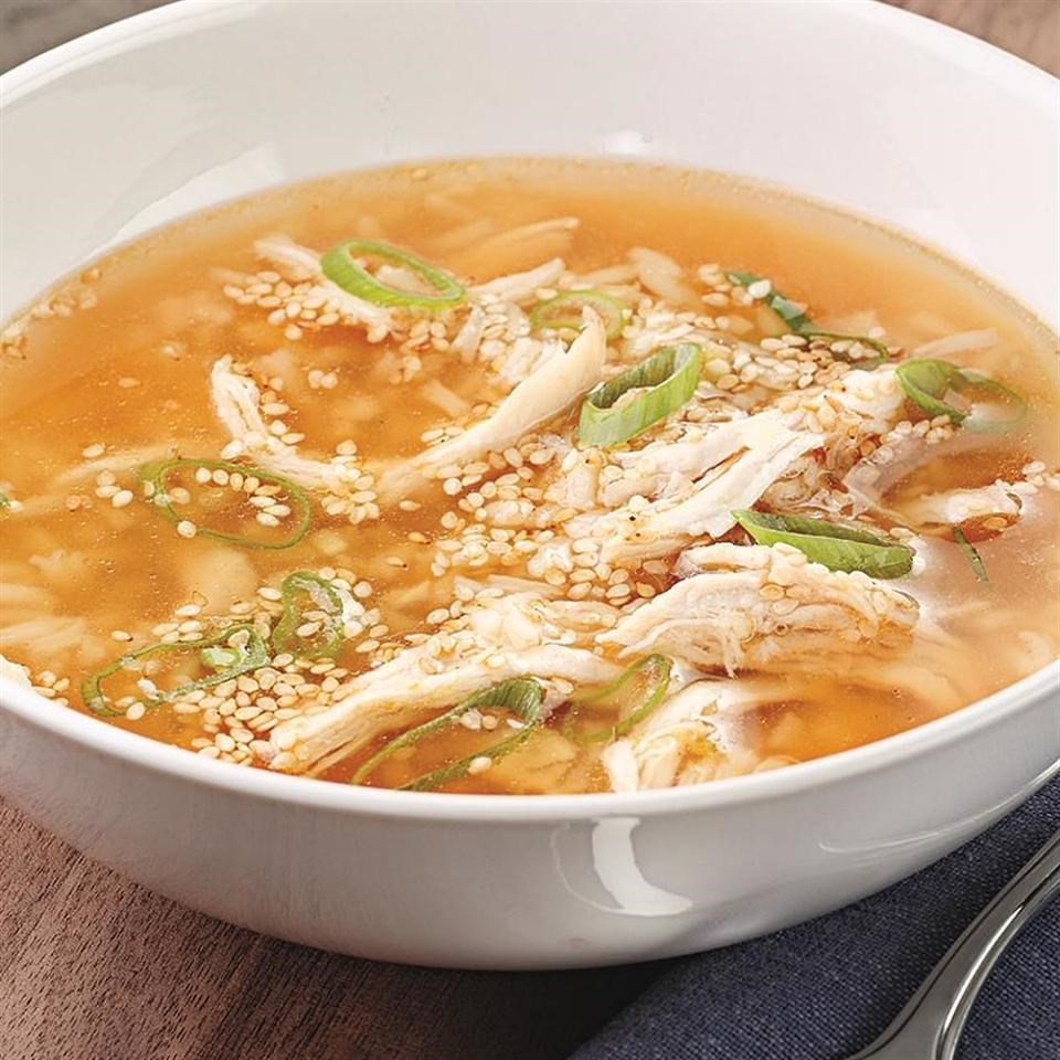 Korean chicken soup recipe eatingwell korean chicken soup forumfinder Images