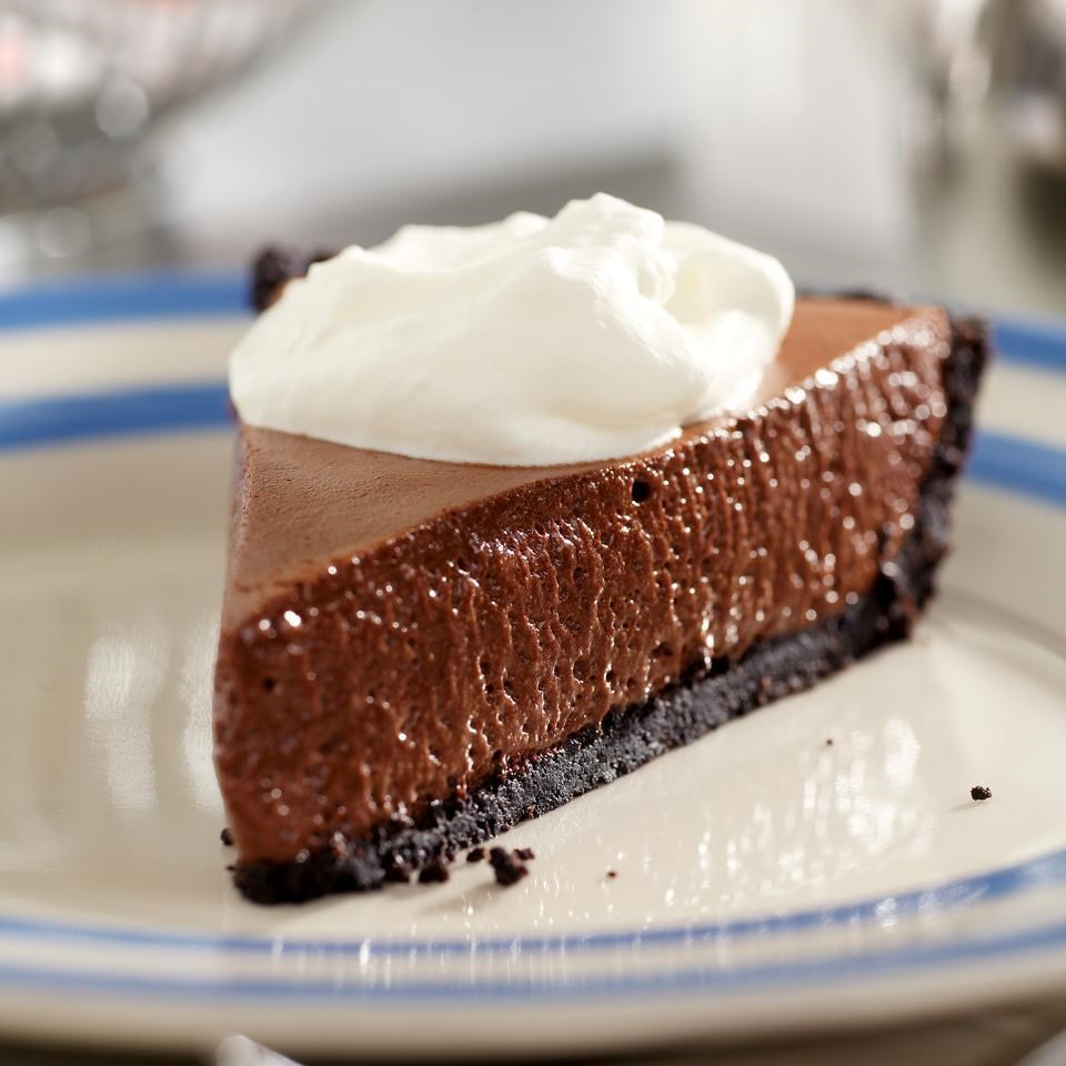 French Silk Pie Recipe - EatingWell