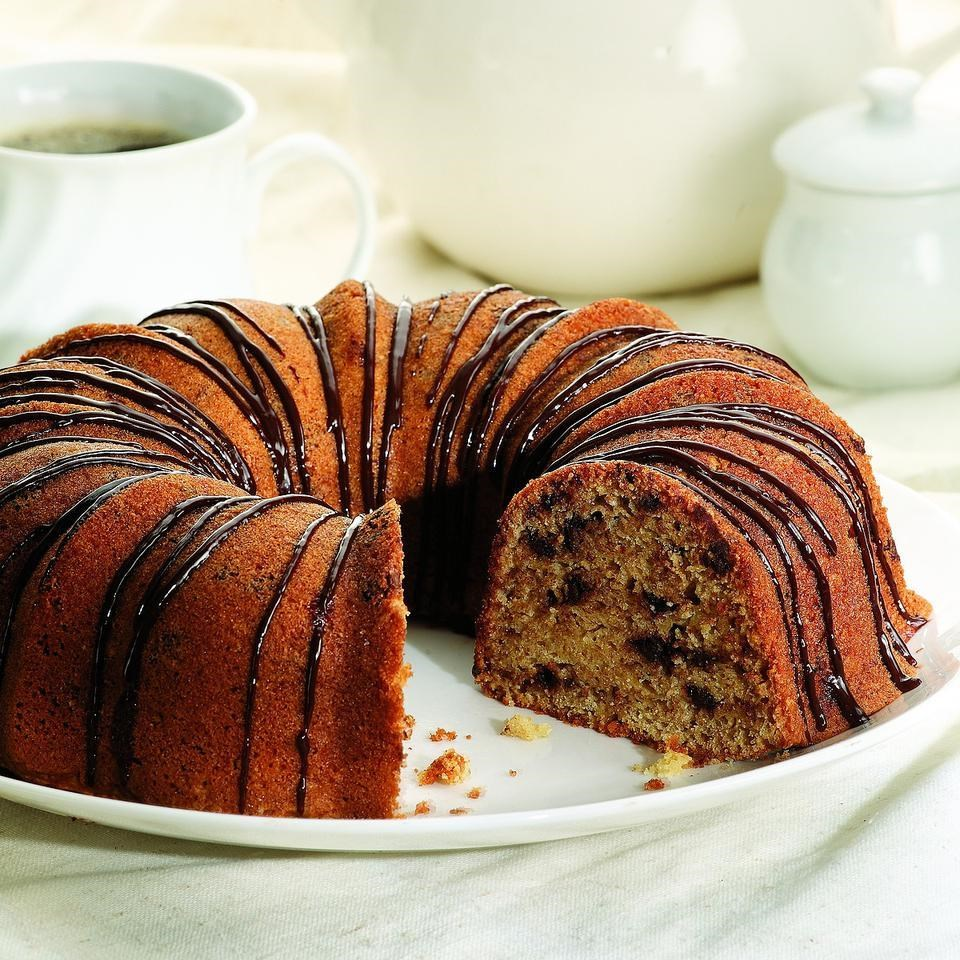 Chocolate Chip Cake Recipe - EatingWell