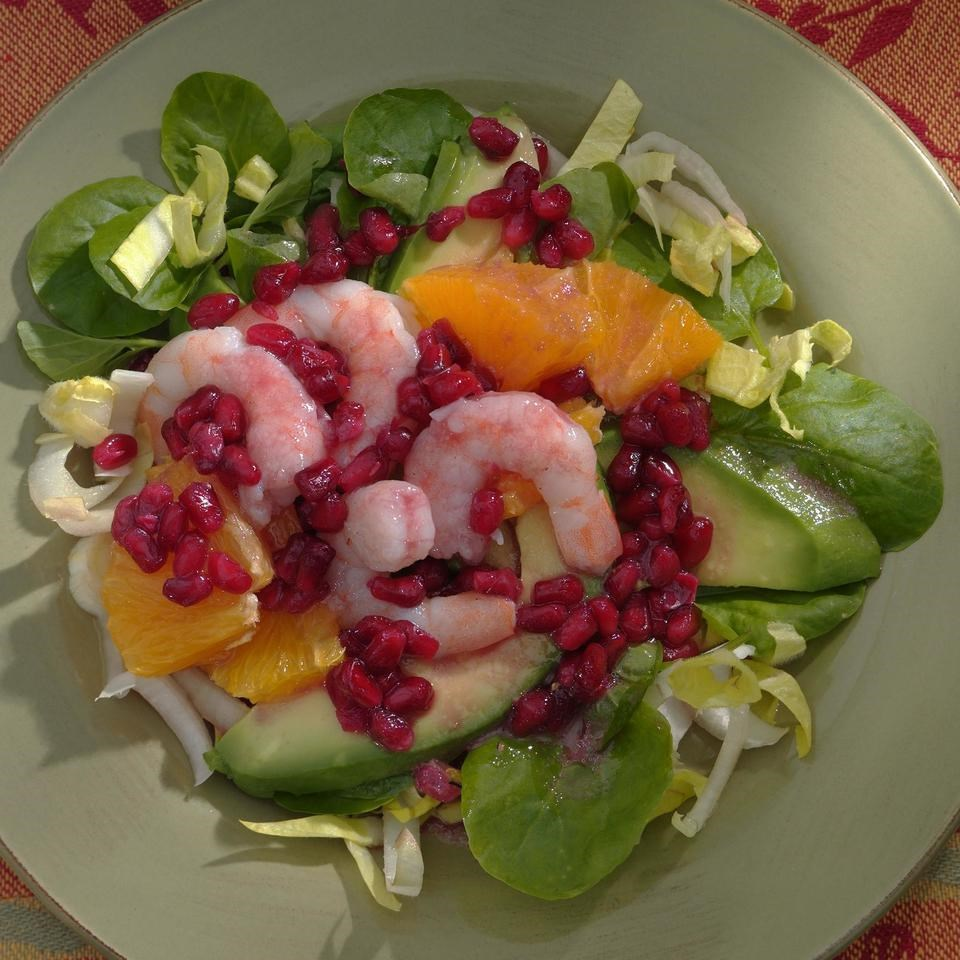 Endive & Pomegranate Salad Recipe - EatingWell
