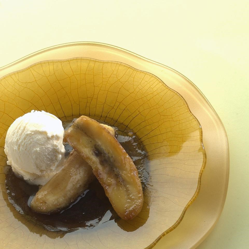 Caramelized Bananas