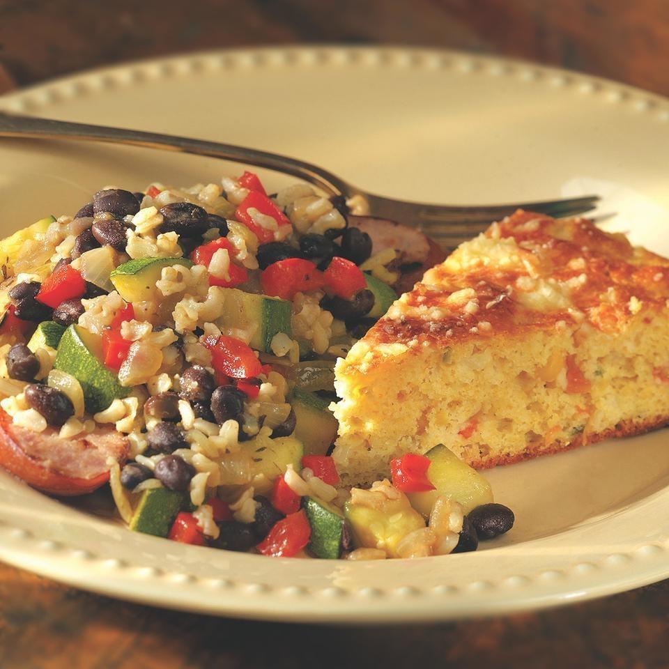 Salsa Cornbread