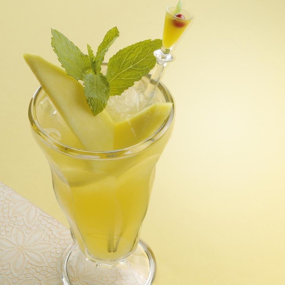 Green Tea & Mango Splash