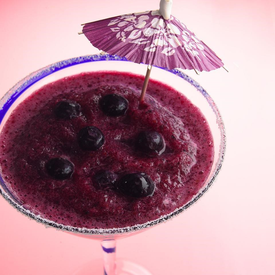 Blueberry-Lime Margarita