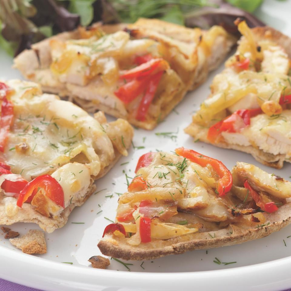 Fennel & Chicken Flatbread