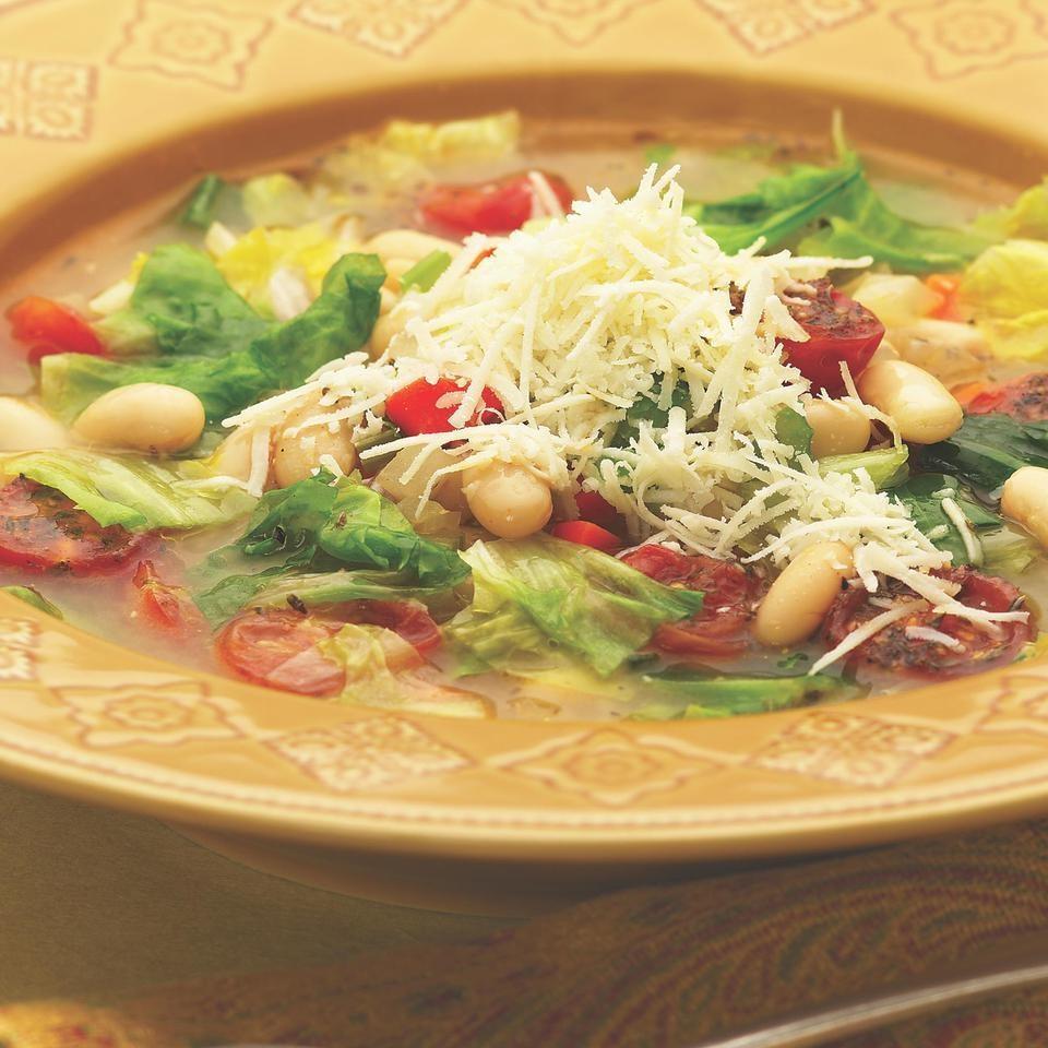 Escarole & White Bean Soup