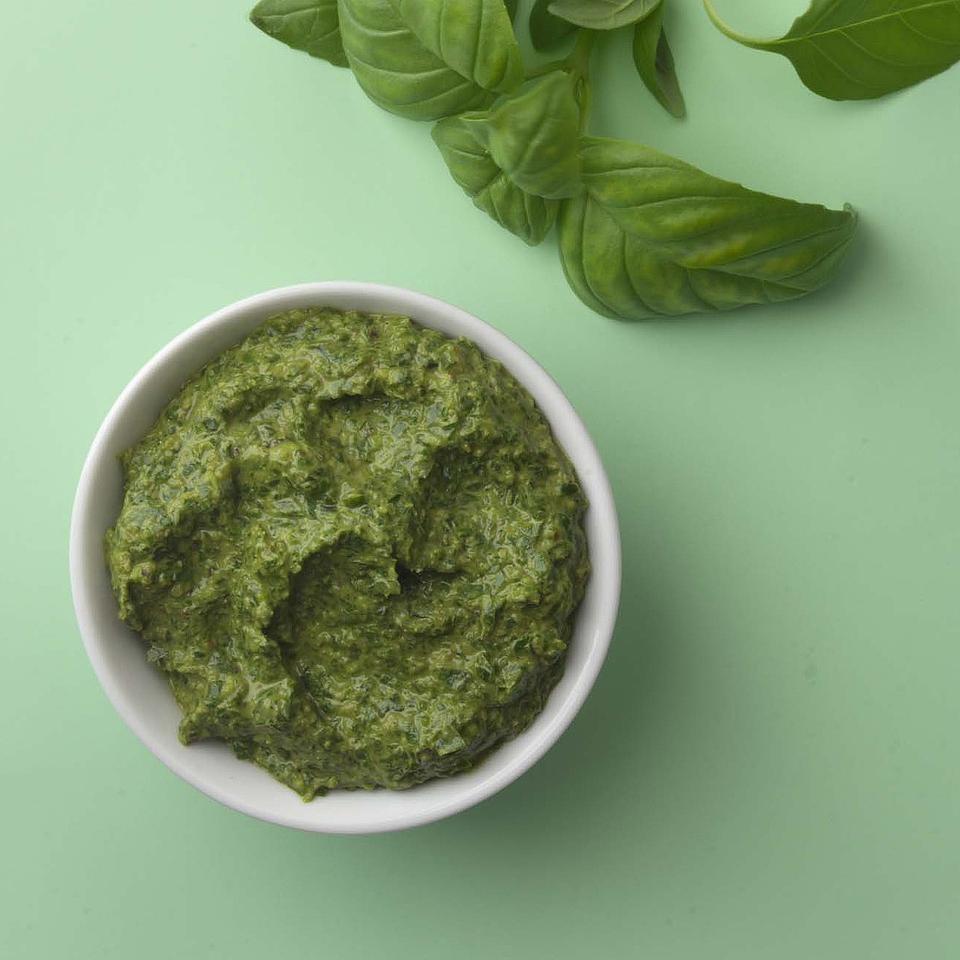 Basic Basil Pesto Recipe - EatingWell