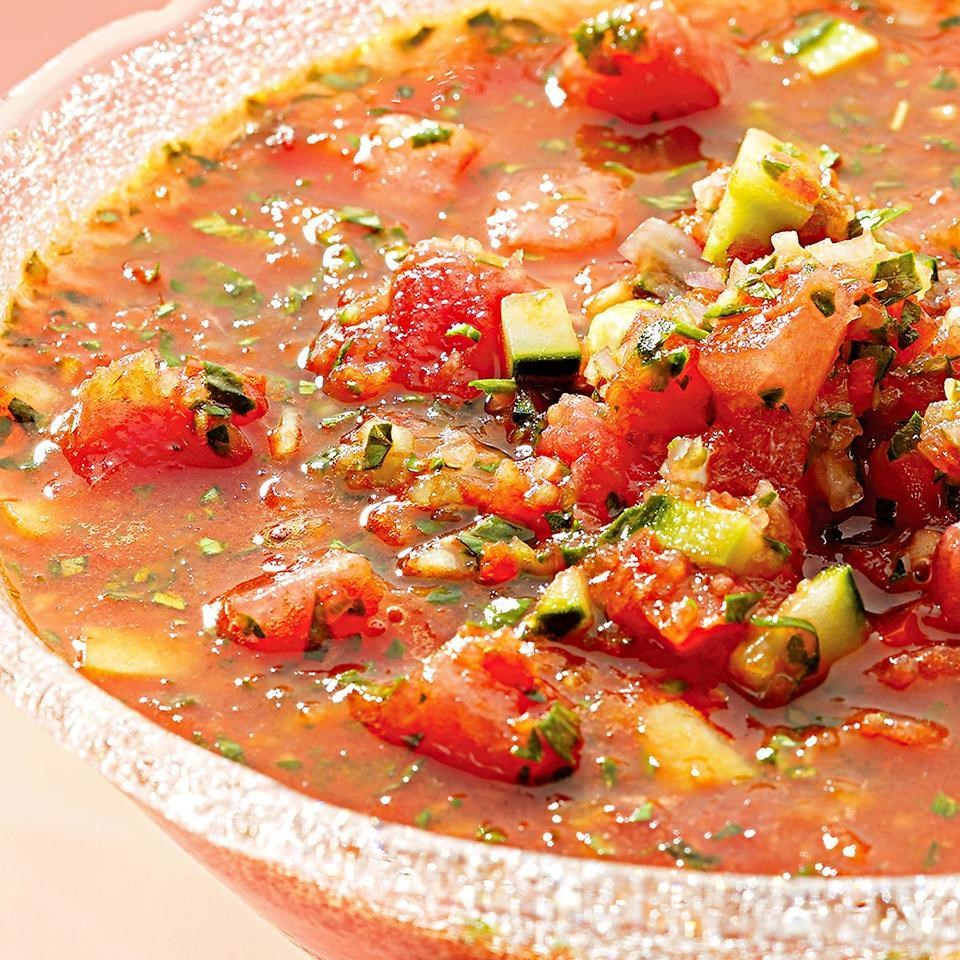 foto Fire-Roasted Tomato Soup