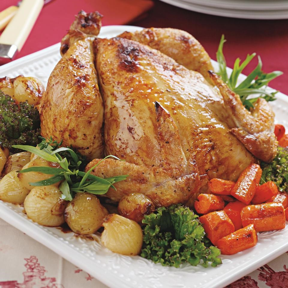 Simple Roast Chicken Recipe