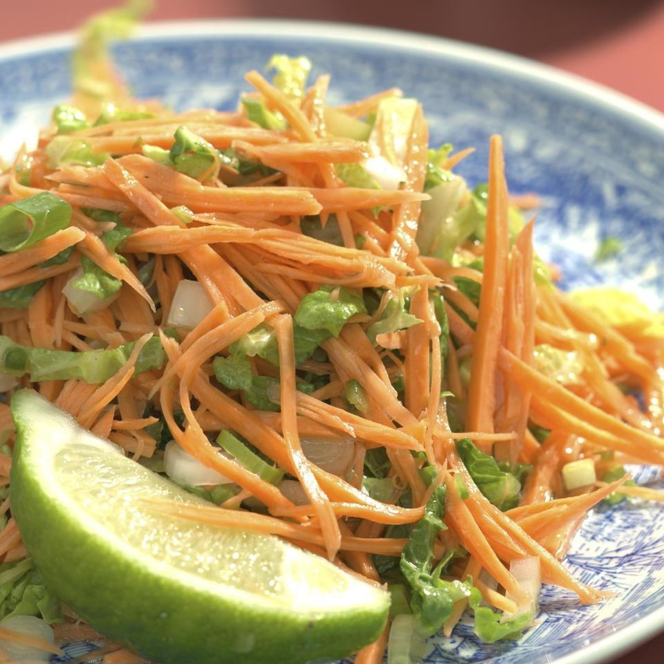 Sweet Potato & Cabbage Slaw Recipe