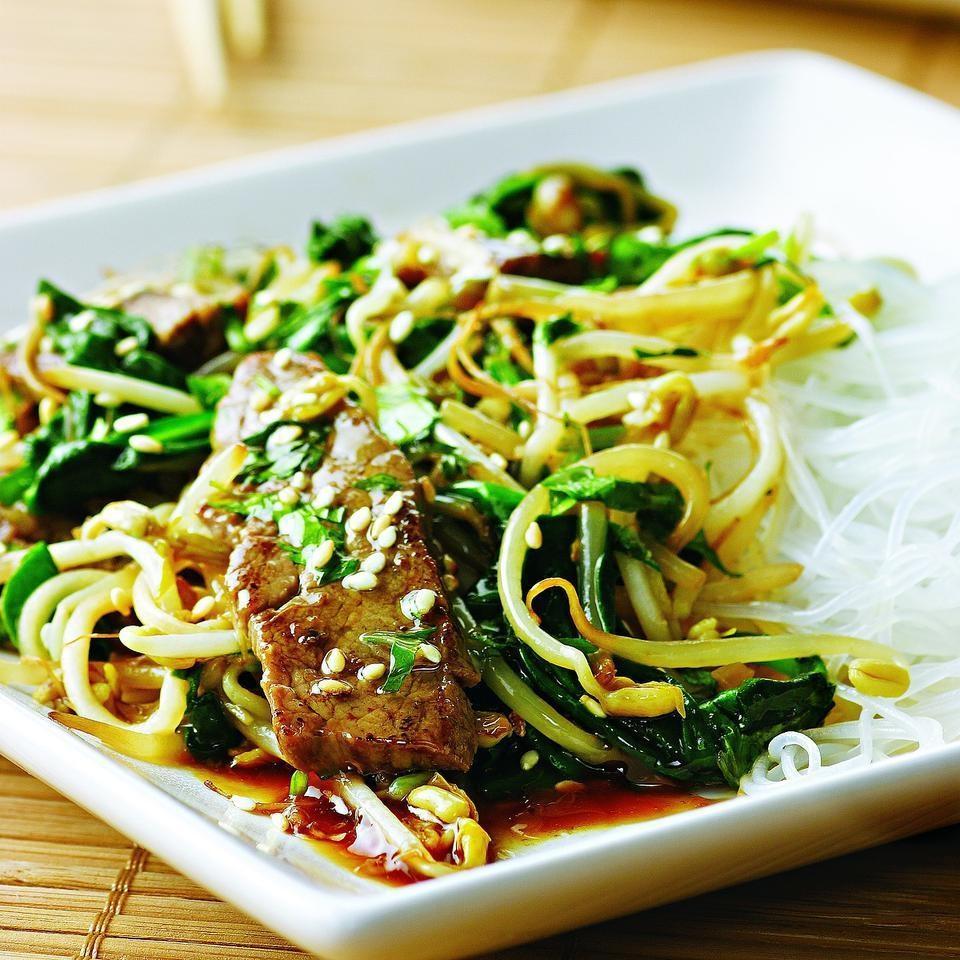 Korean Beef Stir-Fry