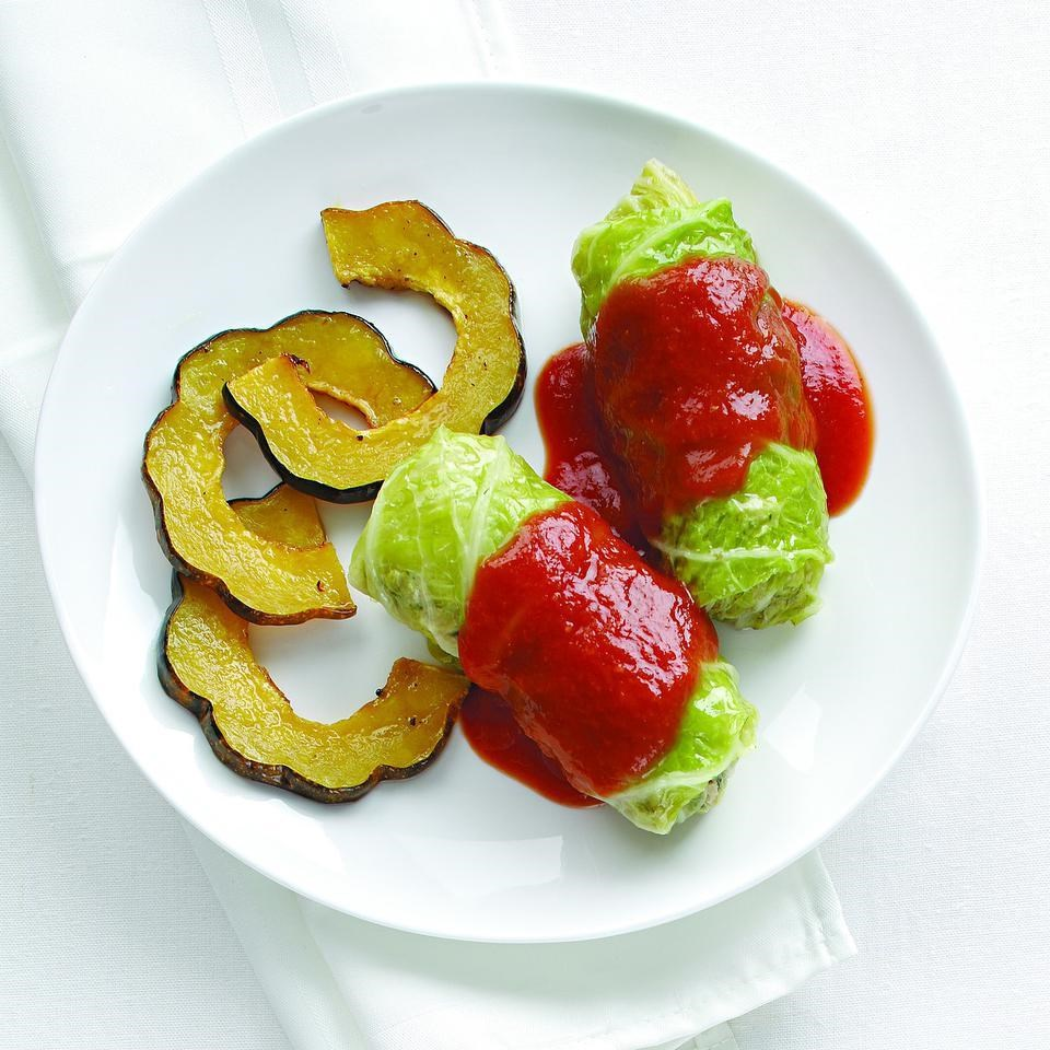 Sweet & Sour Cabbage Rolls
