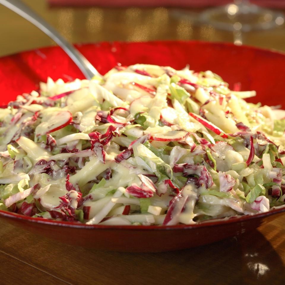 Red & White Salad
