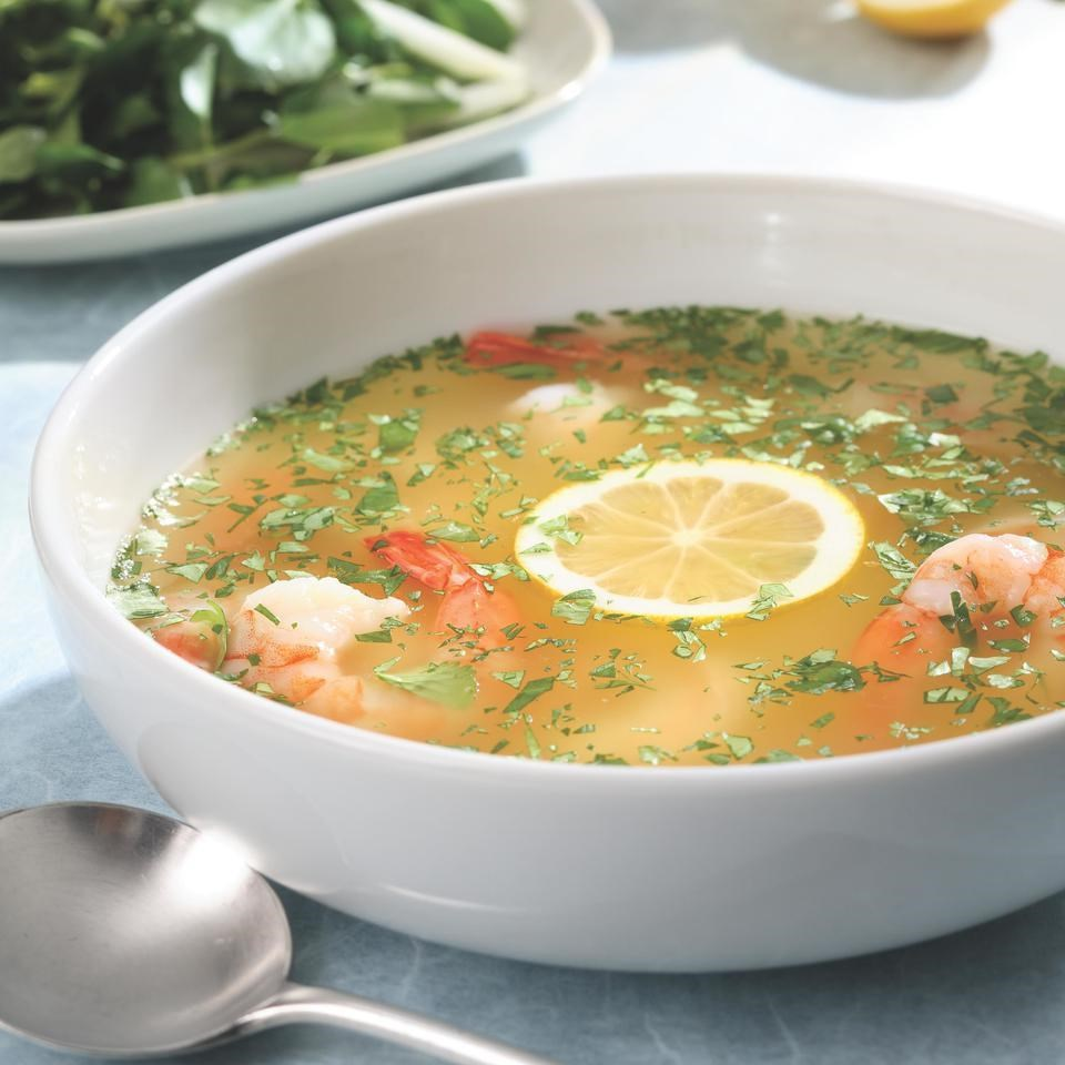 Yucatan Lemon Soup Recipe - EatingWell.com