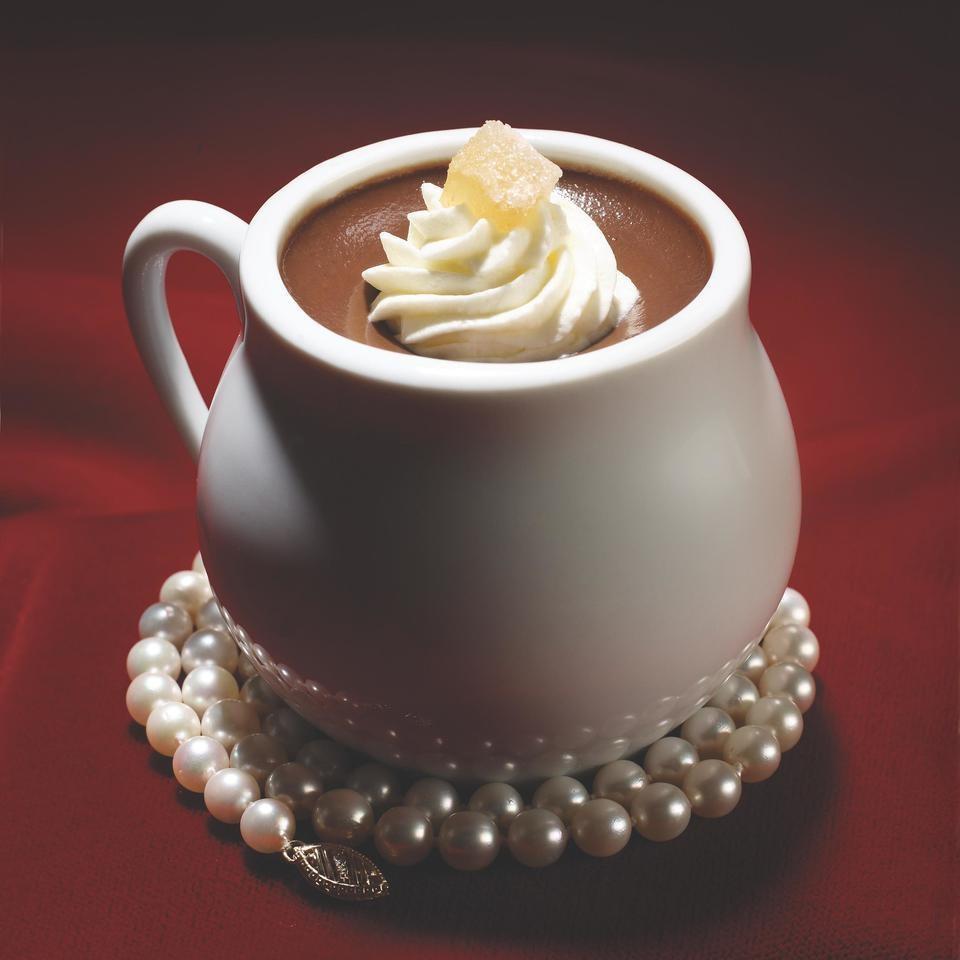 Chai Chocolate Pots de Creme Recipe - EatingWell