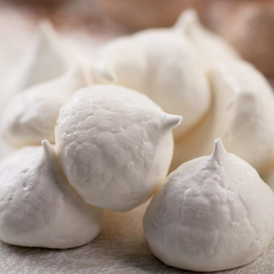 Toasted Almond-Coconut Meringues