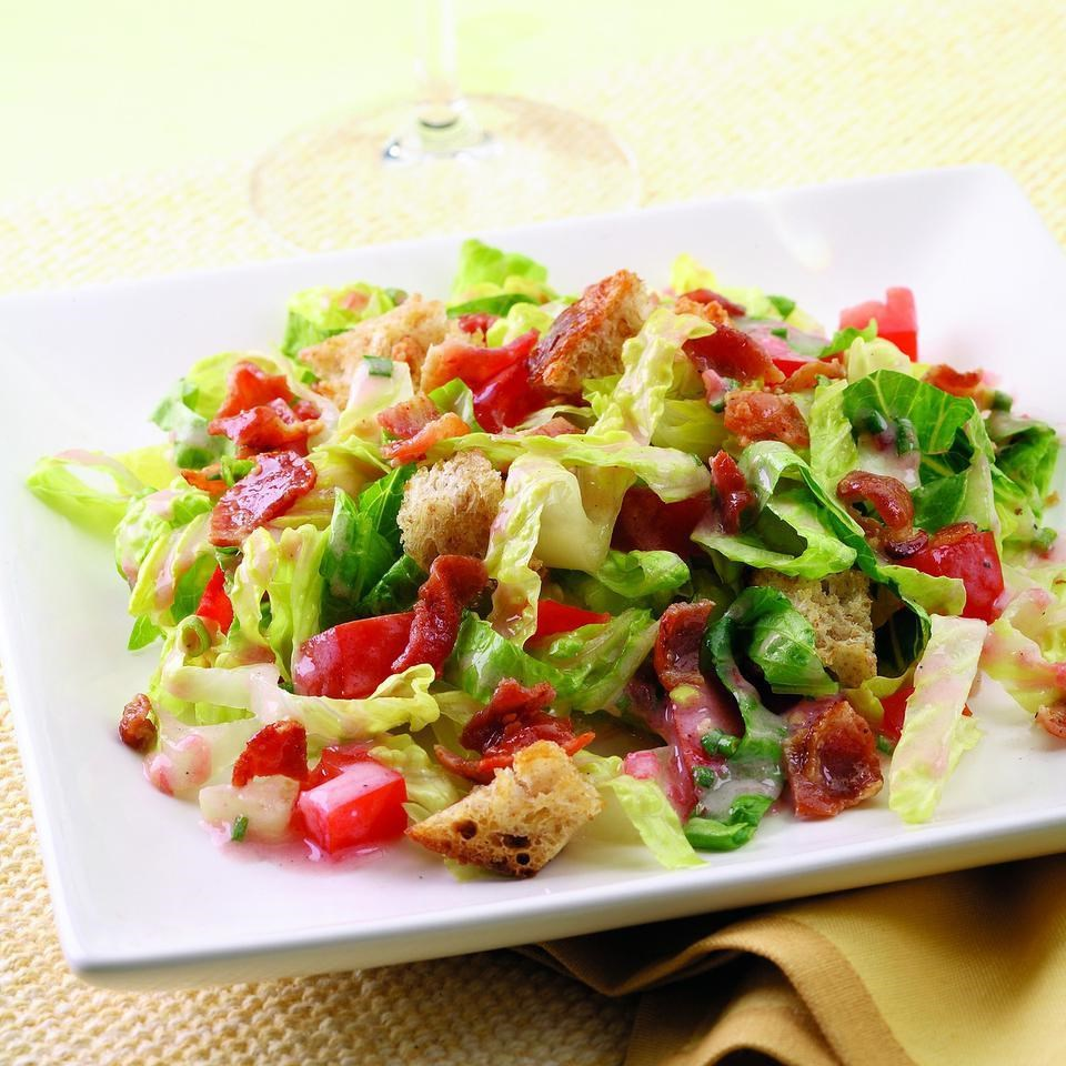 BLT Salad Recipe - EatingWell