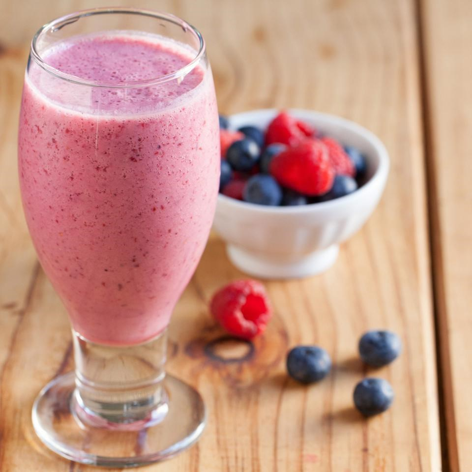 Vegan Fruit Smoothie