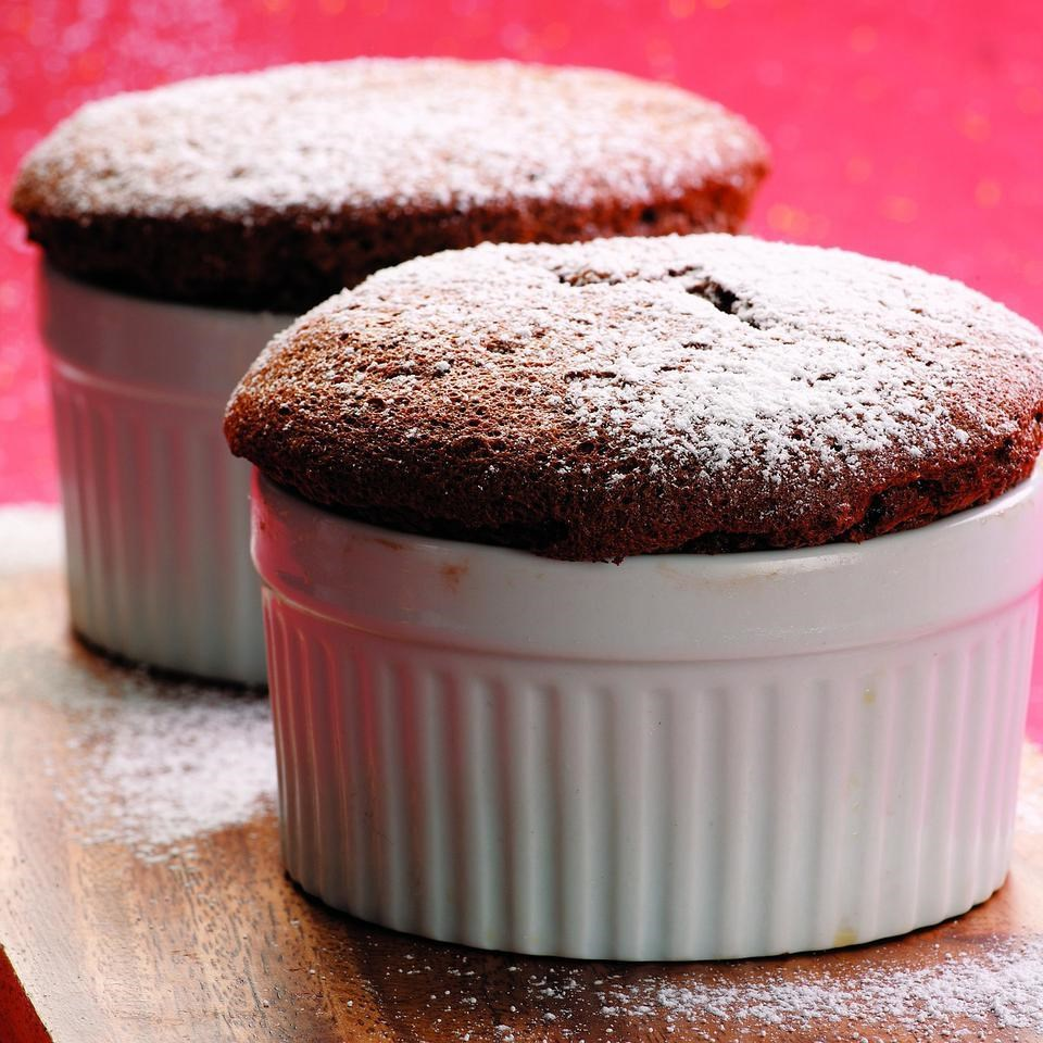 Chocolate Souffle Recipe - EatingWell