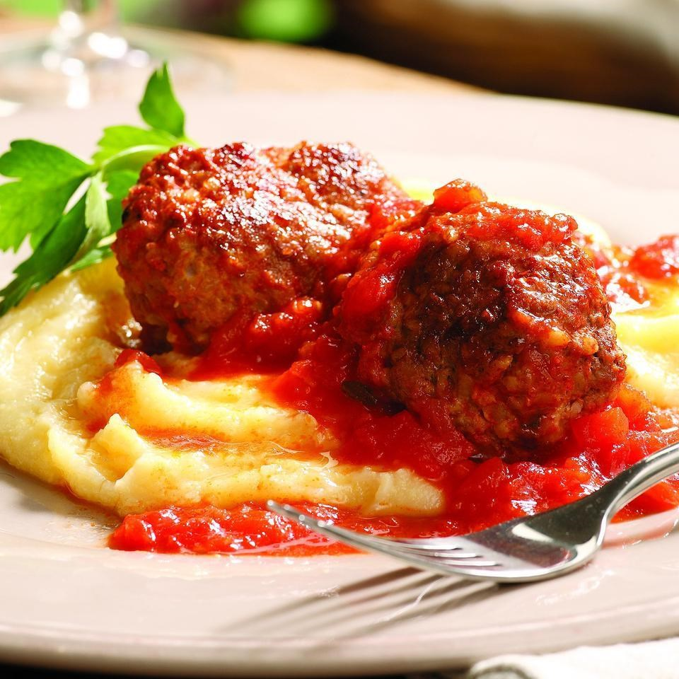 Neapolitan Meatballs