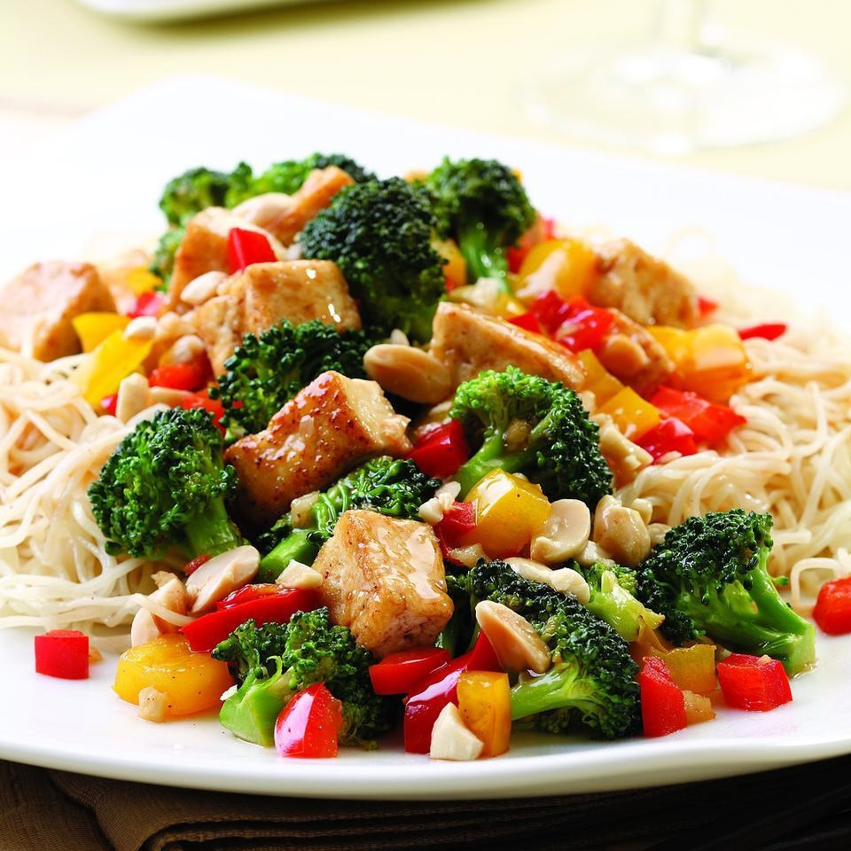 Kung Pao Tofu Recipe - EatingWell