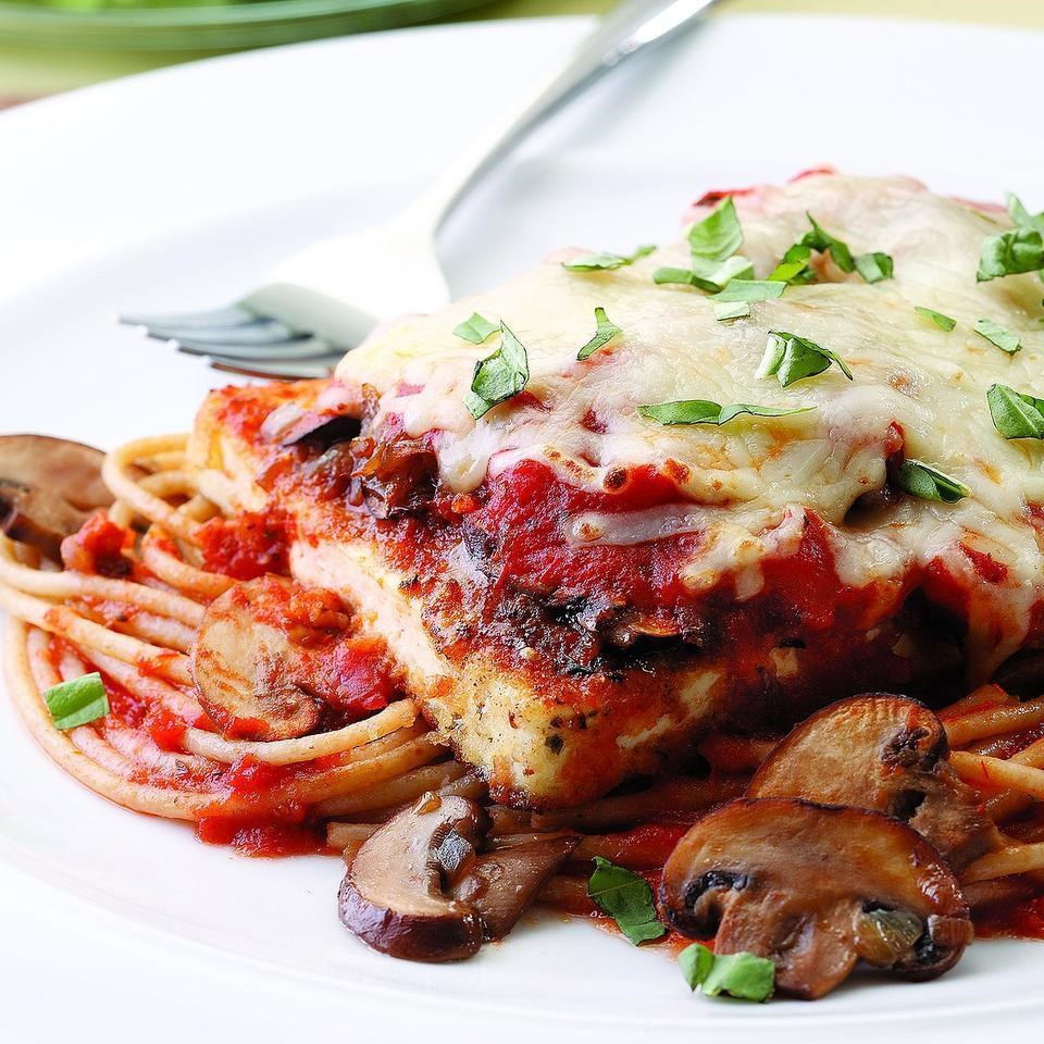 tofu parmigiana recipe  eatingwell