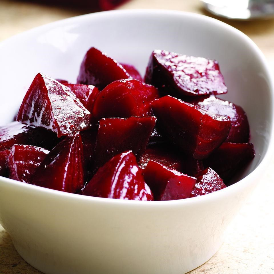 brown sugar glazed beets recipe eatingwell