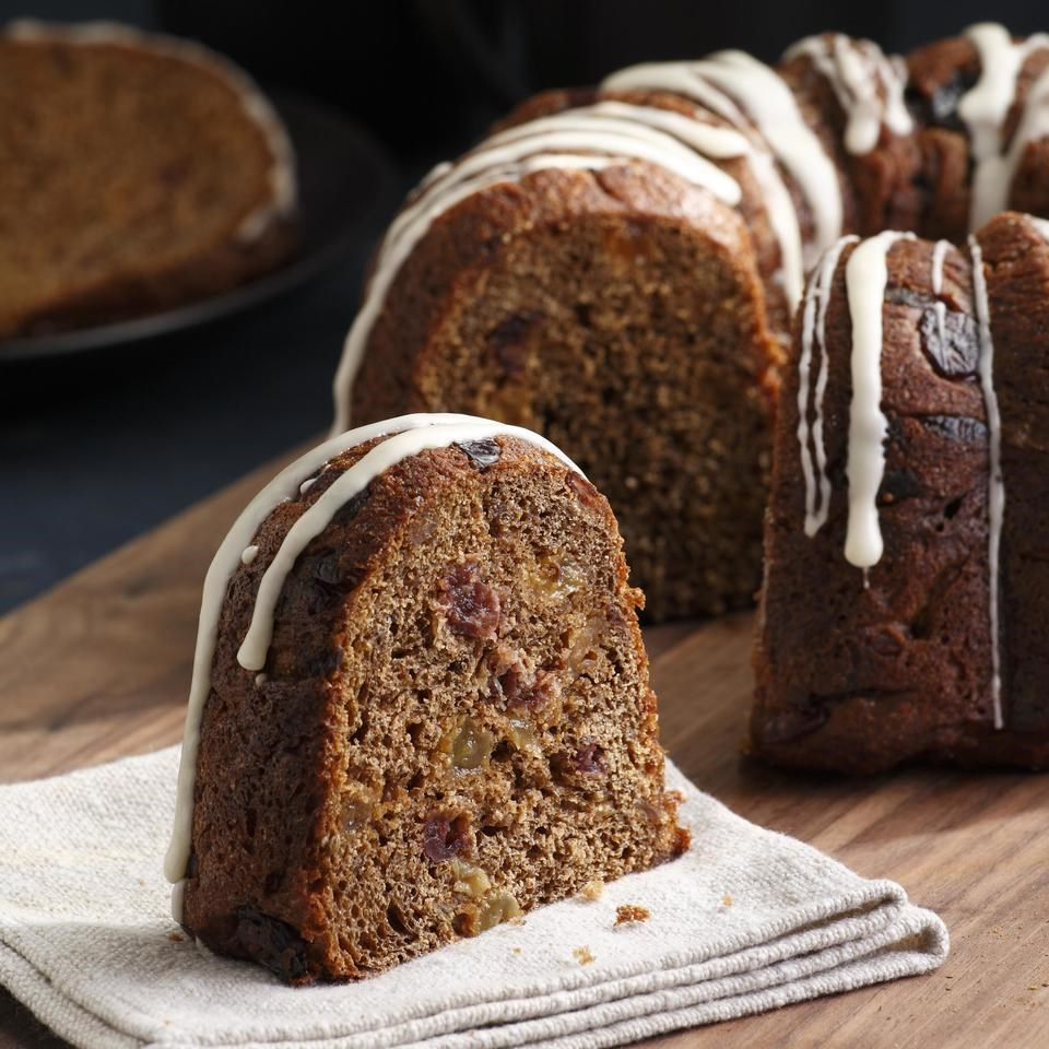 Orange-Spiced Fruit Bread