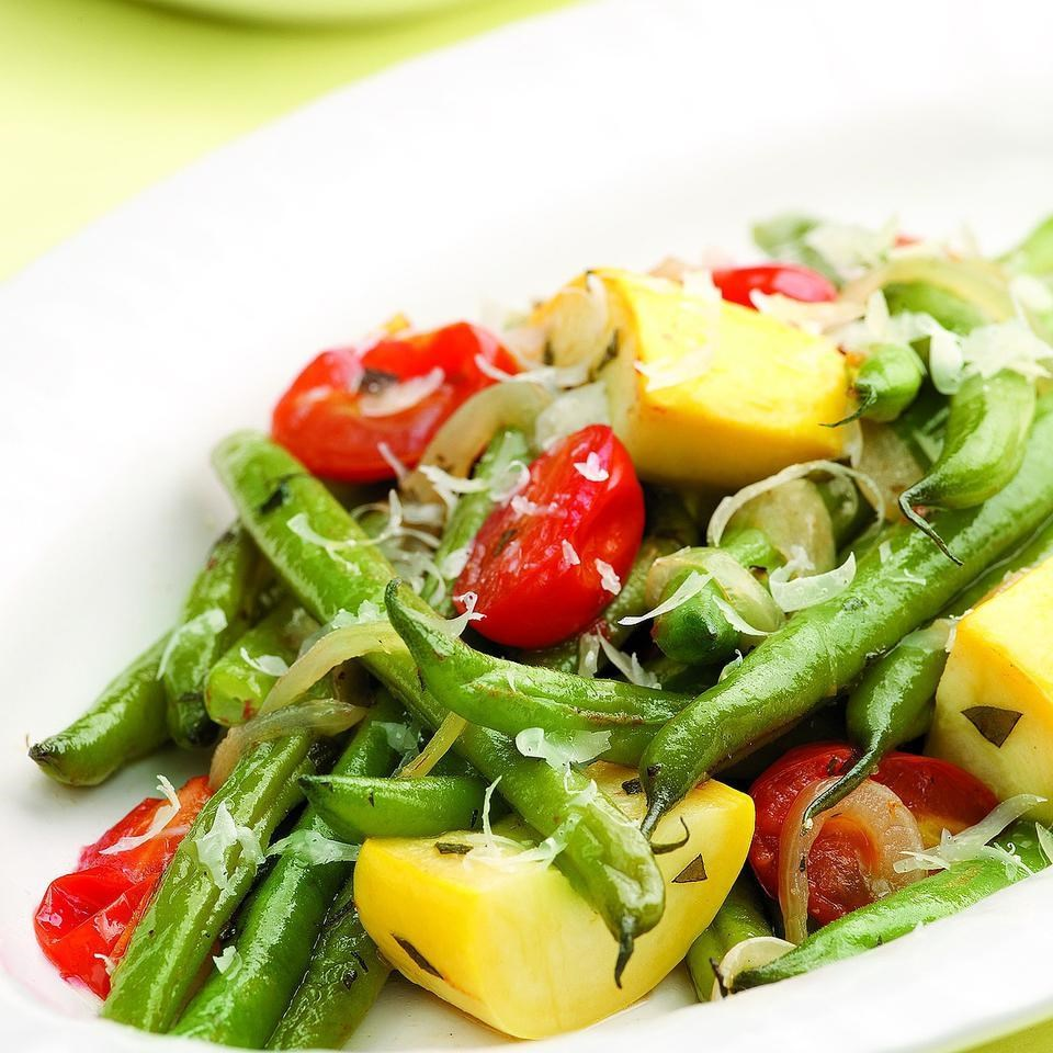 Braised Green BeansSummer Vegetables RecipeEatingWell