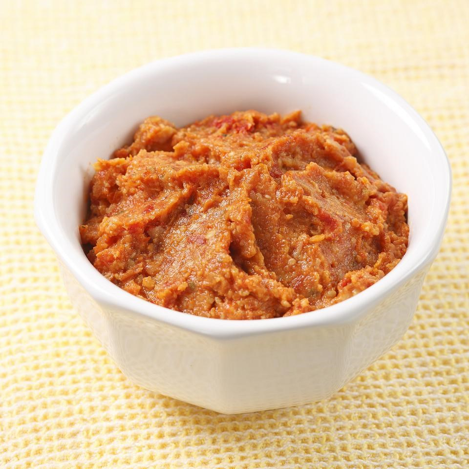 Chunky Sun-Dried Tomato Pesto
